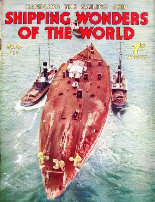 shipping wonders of the world salvage