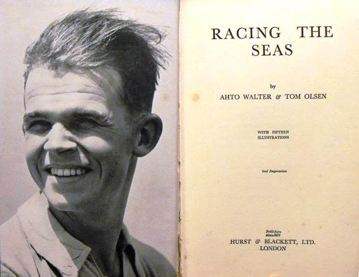 """RAcing the Seas"" by Ahto Walter and Tom Olsen"