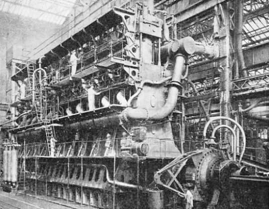 "The Starboard Engine of the""Britannic"""