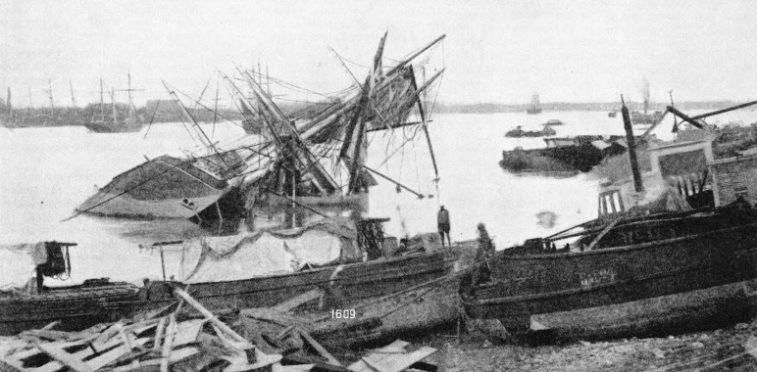 After the Cyclone of 1864