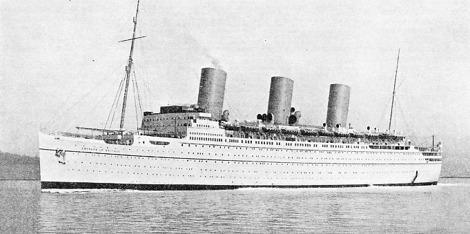 The Empress of Britain