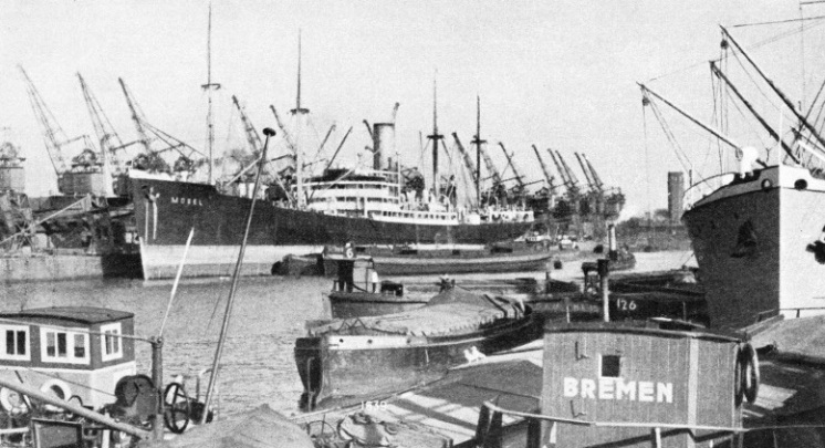 Free Harbour Two at Bremen