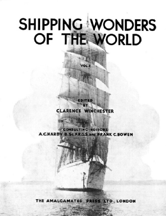 Shipping Wonders of the World title page