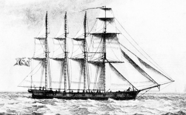 The Transit was built in 1800 by Captain Richard Gower
