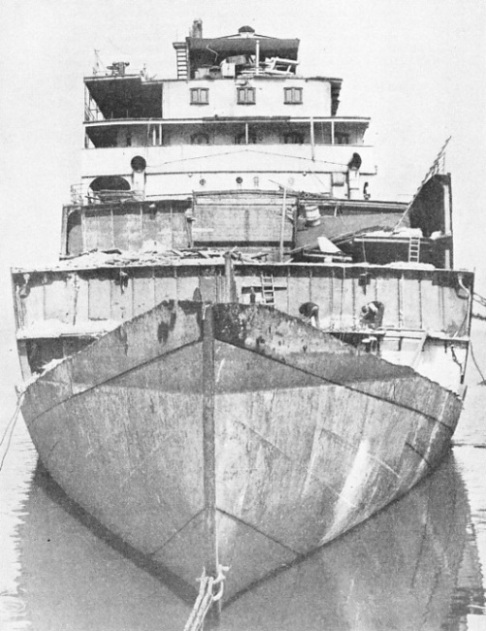 The Jamaica Planter was one of the fast banana ships