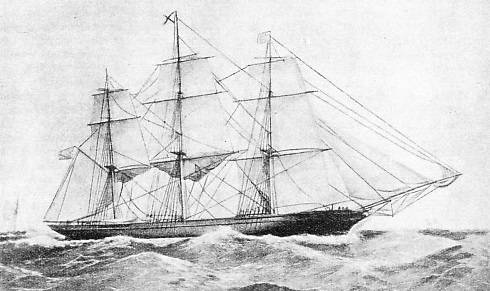 ANOTHER FAMOUS TEA CLIPPER, the Lahloo